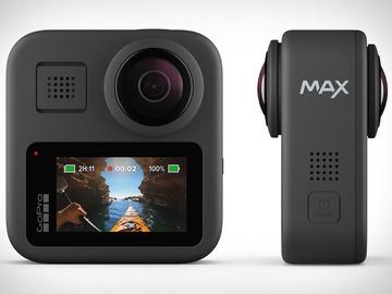 Vermieten: GoPro Max 360°