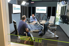 Rent Podcast Studio: Broadcast Beat Studios