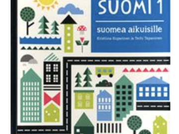 Tarvitaan: searching for Oma-suomi-1 book!