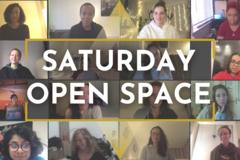 Monthly Membership: Saturday Open Space ✨ SOS ✨ 4 Weeks Program
