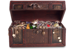 Liquidation/Wholesale Lot: $700.00 Jewelry Mystery Lot