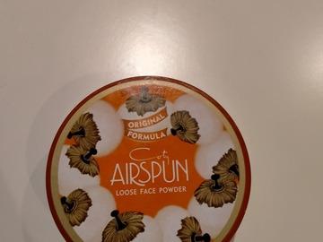 Venta: Airspun loose face powder