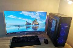 For Sale: Gaming PC, Intel I7 6700, 16GB RAM, 31.5 Curved  Gaming Monitor