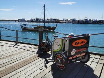 Daily Rate: Cycle Rickshaw