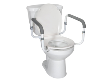 SALE: Toilet Safety Rails | Free Delivery in Scarborough Area