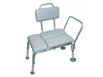 SALE: Padded Shower Transfer Bench | Delivery in Scarborough