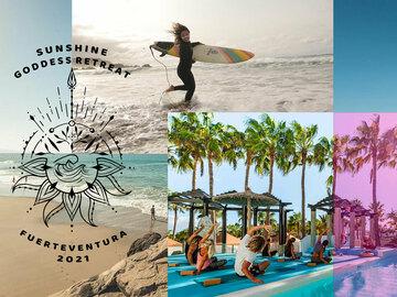 Eigene Preiseinheit: Goddess Yoga & Surf Retreat Fuerteventura