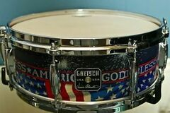 Wanted/Looking For/Trade: Wanted: Gretsch Vinney Colaiuta Custom God Bless America model