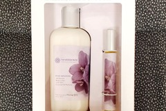Liquidation/Wholesale Lot:  Rare Essence Aromatherapy Body Lotion & Roll-On Perfume Set