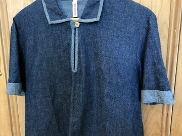 Selling: Sylvester Chambray Shirt