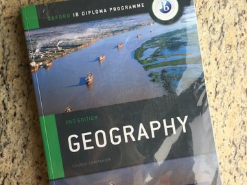 Selling with online payment: IBDP GEOGRAPHY TEXTBOOK [Oxford Course Companion]