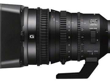 Vermieten: Sony E PZ 18-110mm f/4 G OSS, E-Mount