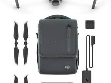 Vermieten: DJI Mavic 2 Pro inkl. Fly More Bundle