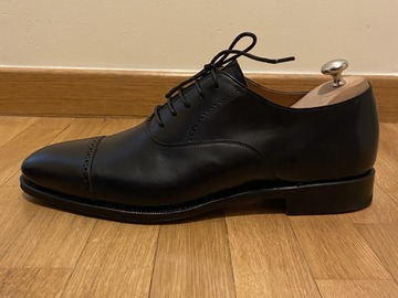 Online payment: Meermin, never worn - DANI - Leather Sole JR - 8.5