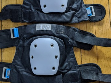 Renting out: Knee protections