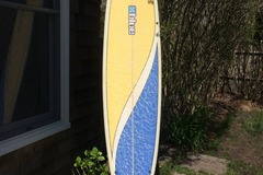 """For Rent: 7'10 """"Blue"""" Funboard"""