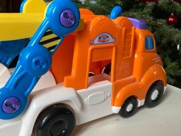 Vente avec paiement en ligne: Camion Vtech Tut-tut bolide