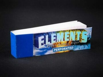 Post Now: Elements Perforated Tips For Rolling Papers