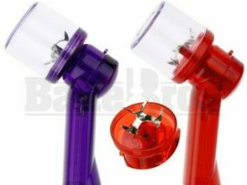 Post Now: Grinder Plastic Material 5″ Assorted Colors Pack Of 1
