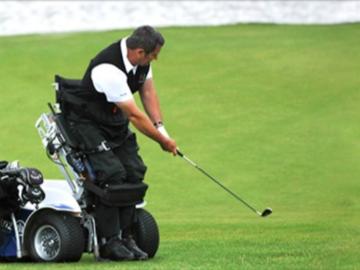 Actualité: Handigolf - formation gratuite au golf de 6 mois