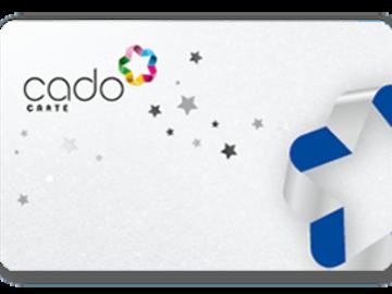 """Vente: Carte """"CADO carte"""" (225€)"""