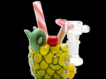 Post Now: Empire Glassworks Pineapple Paradise Bong