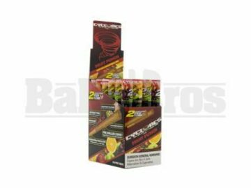 Post Now: Cyclones Pre Rolled Cones Fruit Punch Pack Of 24