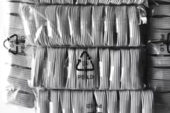Liquidation/Wholesale Lot: Generic 1M Lightning Cables for iPhone X, 8 & 7