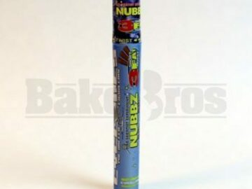 Post Now: Cyclones Pre Rolled Cones Nubbz Blueberry Pack Of 1