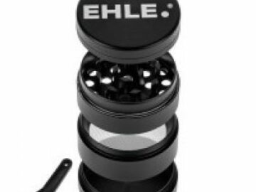 Post Now: EHLE. Small Metal Grinder | 4-Part