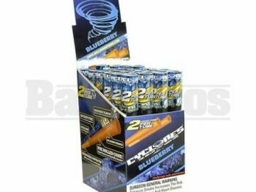 Post Now: Cyclones Pre Rolled Cones Blueberry Pack Of 24