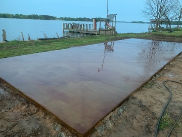 Book Your Stay: Lake Claiborne water front lot