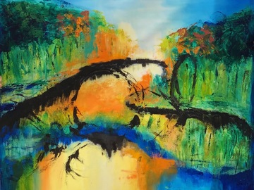 Sell Artworks: Two worlds