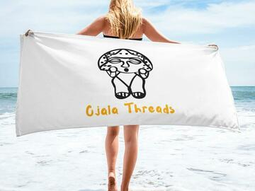 Products: Diosa Luna Towel