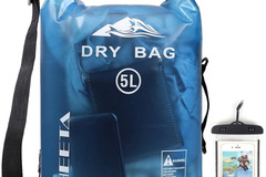 Liquidation/Wholesale Lot:  Water Proof Dry Bag W/Phone case