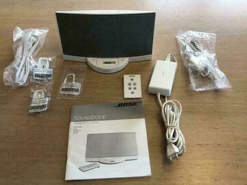 À vendre: Bose Sound Dock (à réparer ou pour pièces)