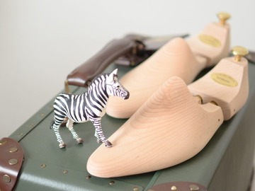 Selling with online payment: EDWARD GREEN shoetrees