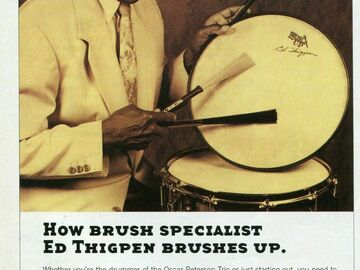 Wanted/Looking For/Trade: REMO Ed Thigpen Brush-Up Practice Pad