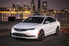 Rent a Vehicle: Chrysler 200