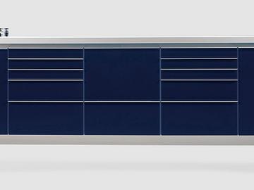 Nieuwe apparatuur: Basten praktijk meubels bij Dentalair