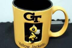 Liquidation/Wholesale Lot: Wholesale NCAA Officially Licensed Georgia Tech University 12 Oz.