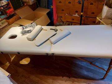 Faire offre: Table de massage à réparer
