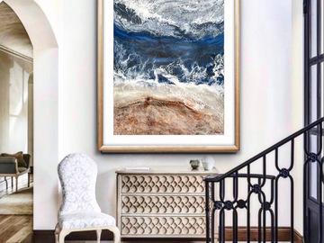 "Sell Artworks: ""York Harbor Beach"""