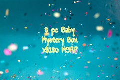 Liquidation/Wholesale Lot: 8 Piece Baby Mystery Box