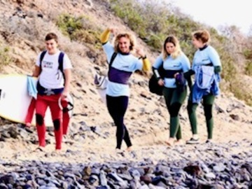 Preis pro Tag: Private Surf Coaching Fuerteventura