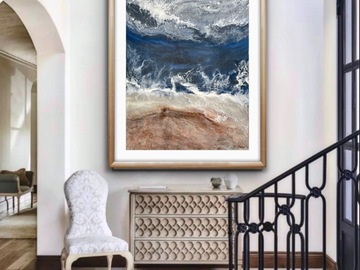 "Sell Artworks: ""York Harbor Beach """