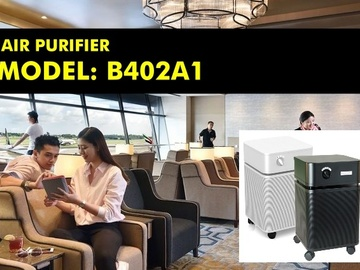 Suppliers: Air Purifier Ventilator B402A1