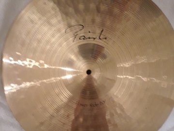 """Selling with online payment: Paiste Signature 20"""" Power Ride"""