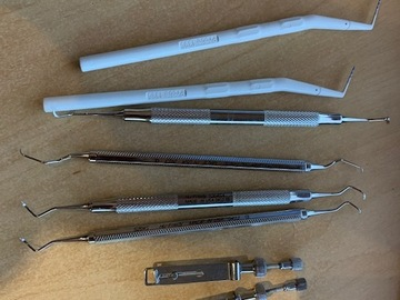 Gebruikte apparatuur: Diverse instrumenten