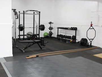 List a Space: Gym – Strength and Conditioning Training Facility